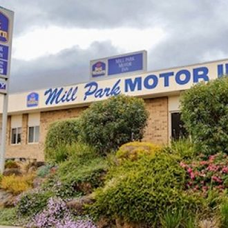 Best Western Mill Park Motor Inn & Conference Centre