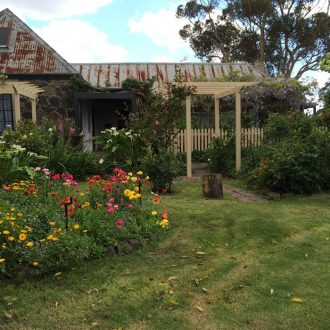 Ziebell's Farmhouse Museum and Heritage Garden Horticulturalist Tours